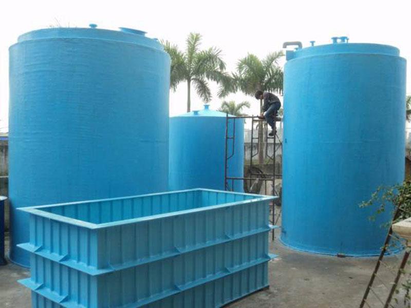 Ưu điểm của sản phẩm bồn chứa nước bằng Composite